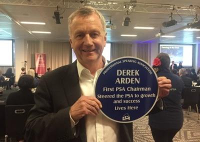First PSA Chairman