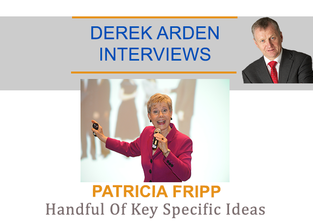 Patricia Fripp – Public Speaking To A Small Audience