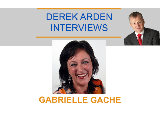 Derek Arden Interview With Gabrielle Gache About NLP