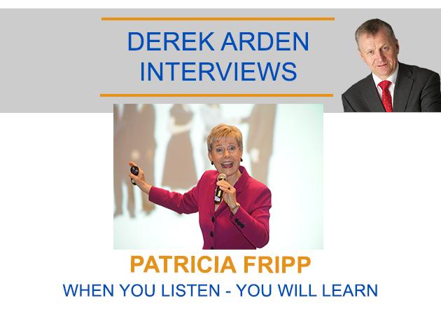 Derek Arden Interviews Patricia Fripp