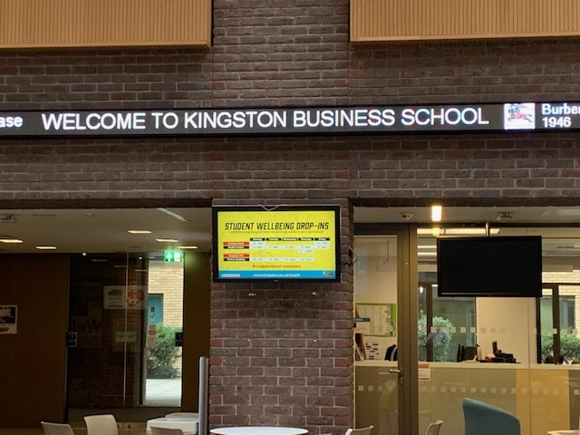 March Briefing Kingston Business Bchool MBA Programme