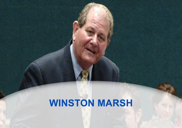 Winston Marsh Australian