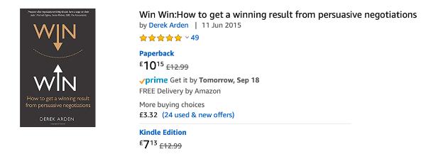 Win Win in Amazon