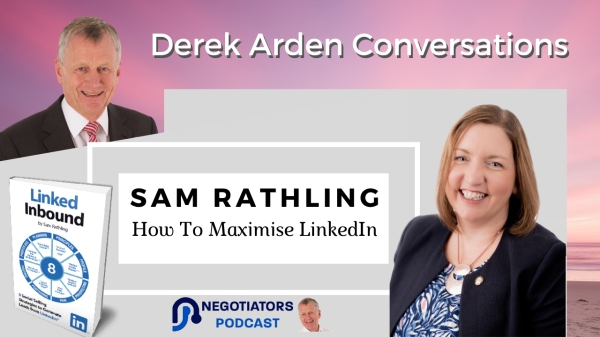 LinkedIn – Derek Arden Conversation With Sam Rathling