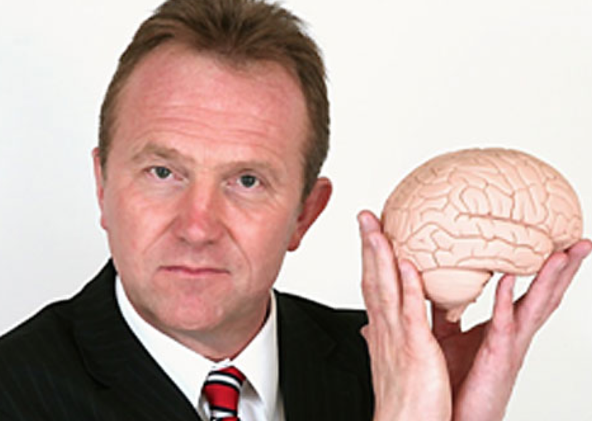 "Simon Hazeldine - Author of book: ""Neuro-Sell - How Neuro-Science can power your sales success"""