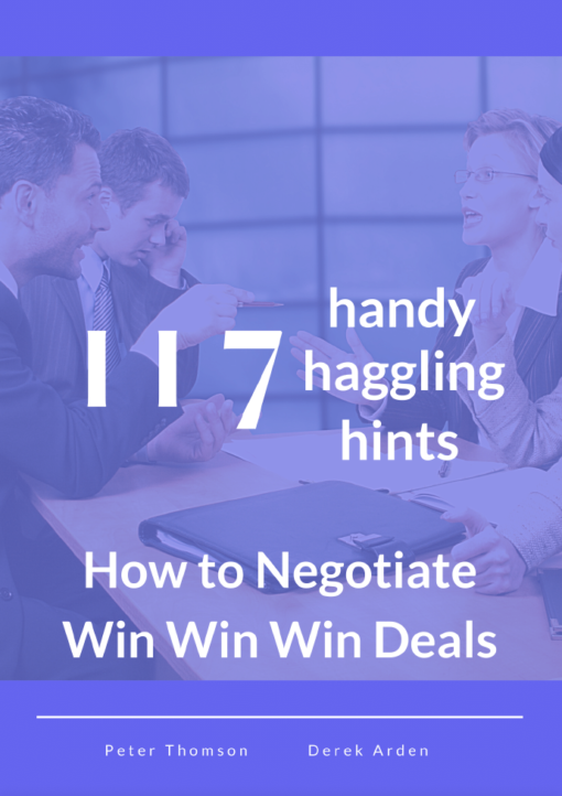 117 Handy Haggling Hints