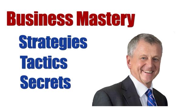 Business Mastery Event Derek Arden