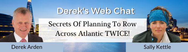 Secrets Of Planning To Row Across Atlantic TWICE!-Sally Kettle