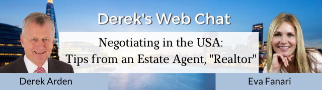 "Negotiating in the USA – Tips from an Estate Agent, ""Realtor"""