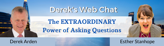 the extraodinary power of asking questions
