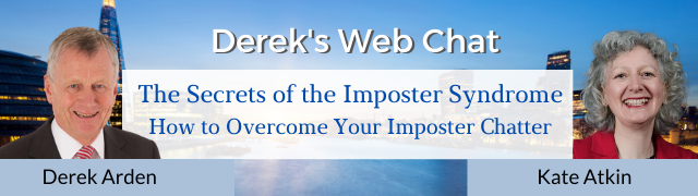 The Secrets of the Imposter Syndrome – Kate Atkin