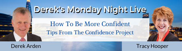 How To Be More Confident – Tracy Hooper