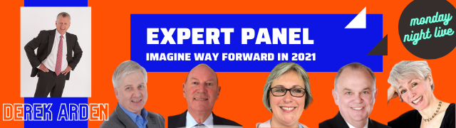 Expert Panel – Imagine Way Forward in 2021