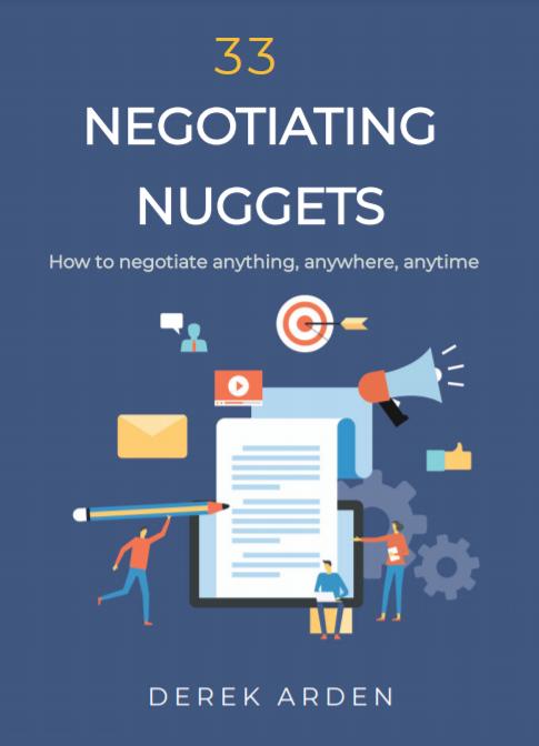 33 Negotiating Nuggets