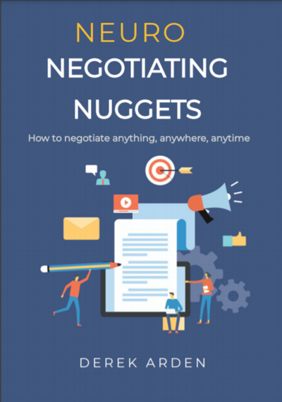 How to Negotiate - Neuro Negotiating Nuggets