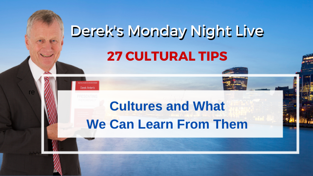 27 Cultural Tips – Guests Share Experiences Of International Negotiating