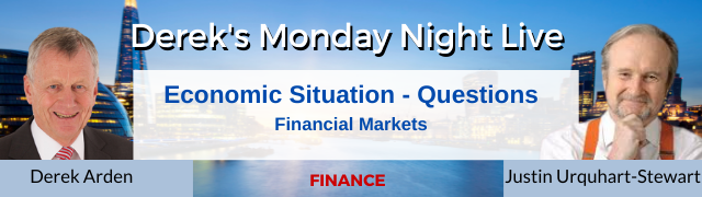 questions about financial markets